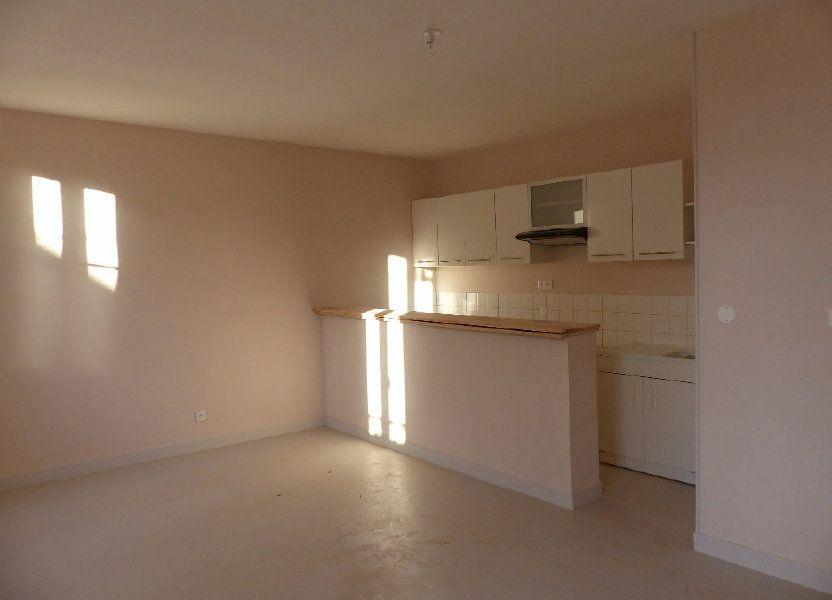 Appartement à louer 47m2 à Cosne-Cours-sur-Loire