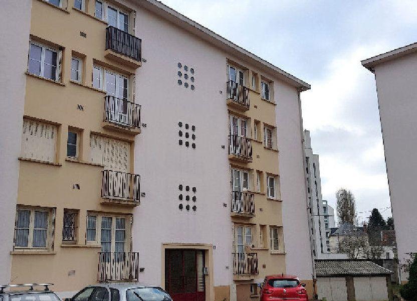 Appartement à vendre 76m2 à Nevers