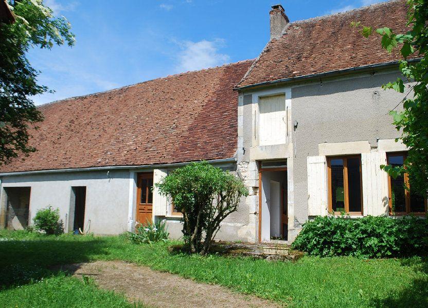 Maison à vendre 81m2 à Saint-Martin-sur-Nohain