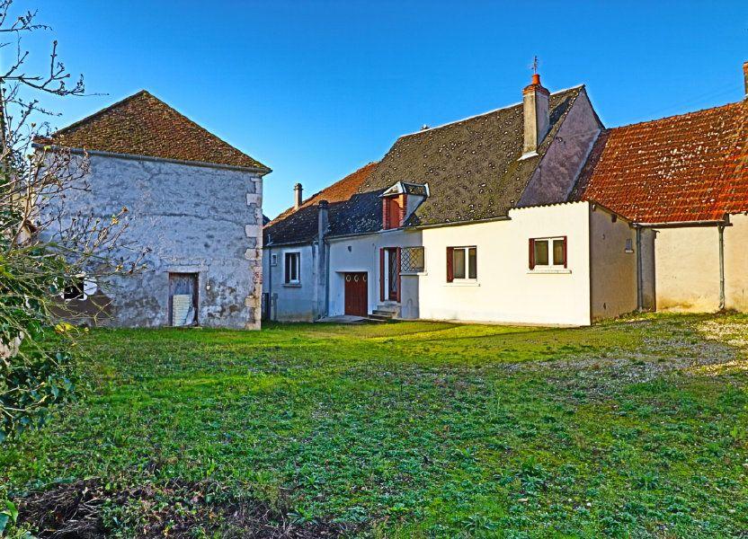 Maison à vendre 97m2 à Saint-Bouize