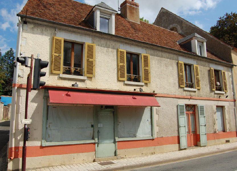 Immeuble à vendre 210m2 à Saint-Satur