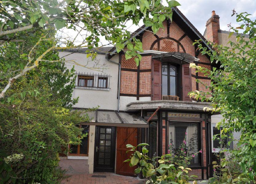 Maison à vendre 147m2 à Cosne-Cours-sur-Loire