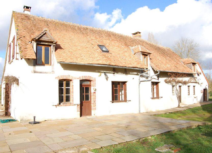 Maison à vendre 181m2 à Savigny-en-Sancerre