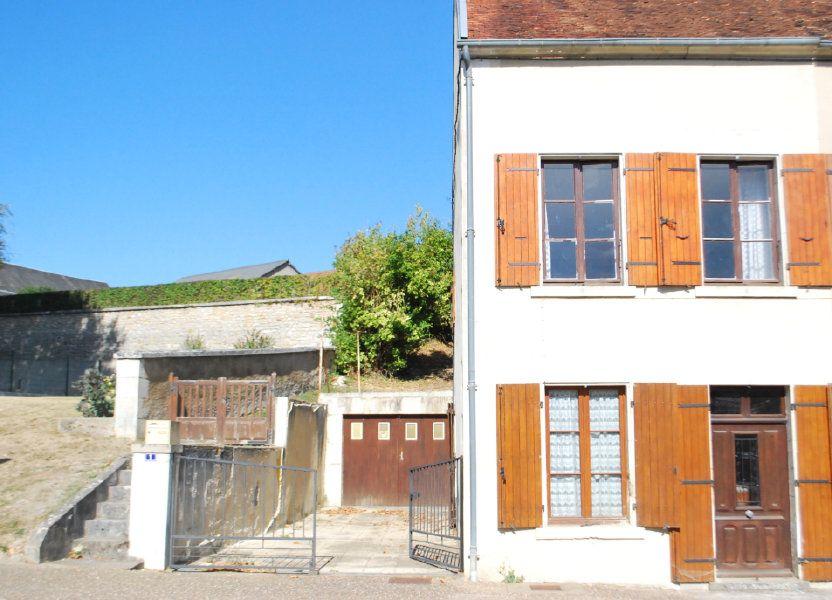Maison à vendre 70m2 à Alligny-Cosne
