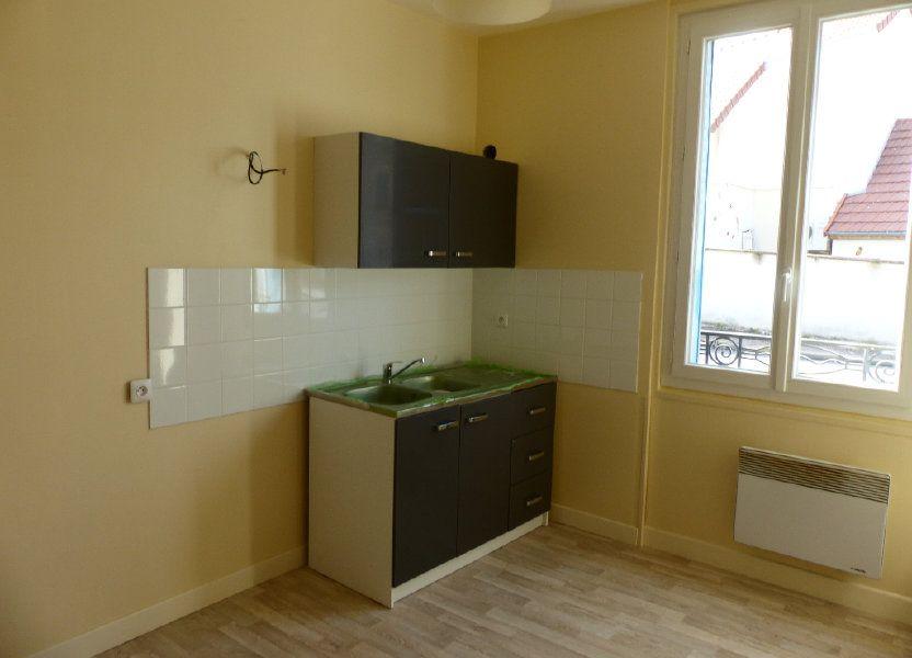 Appartement à louer 41m2 à Cosne-Cours-sur-Loire