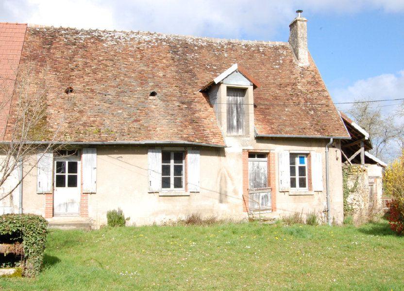 Maison à vendre 73m2 à Le Noyer