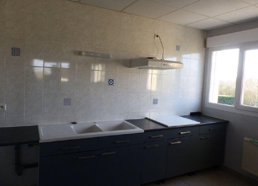Appartement à louer 133m2 à Cosne-Cours-sur-Loire
