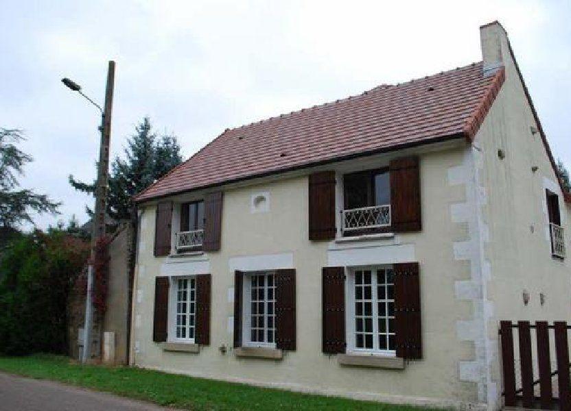 Maison à vendre 140m2 à Saint-Martin-sur-Nohain