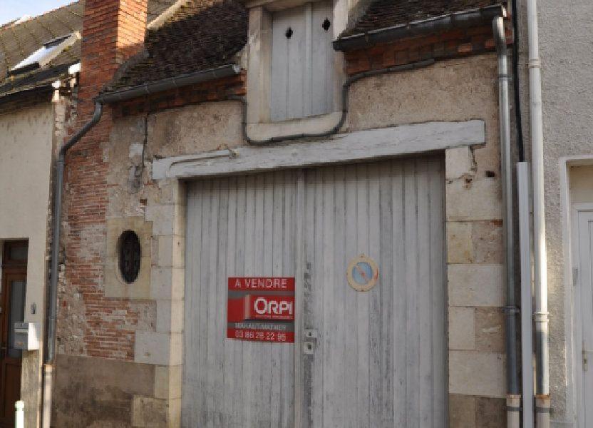 Stationnement à vendre 40m2 à Cosne-Cours-sur-Loire