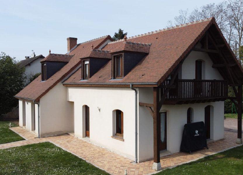 Maison à vendre 184m2 à Pouilly-sur-Loire