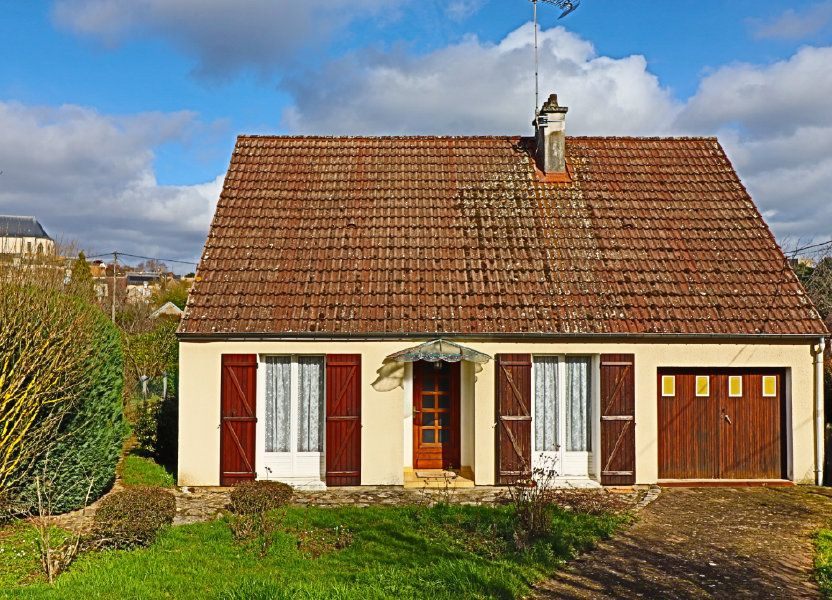 Maison à vendre 64m2 à Saint-Satur