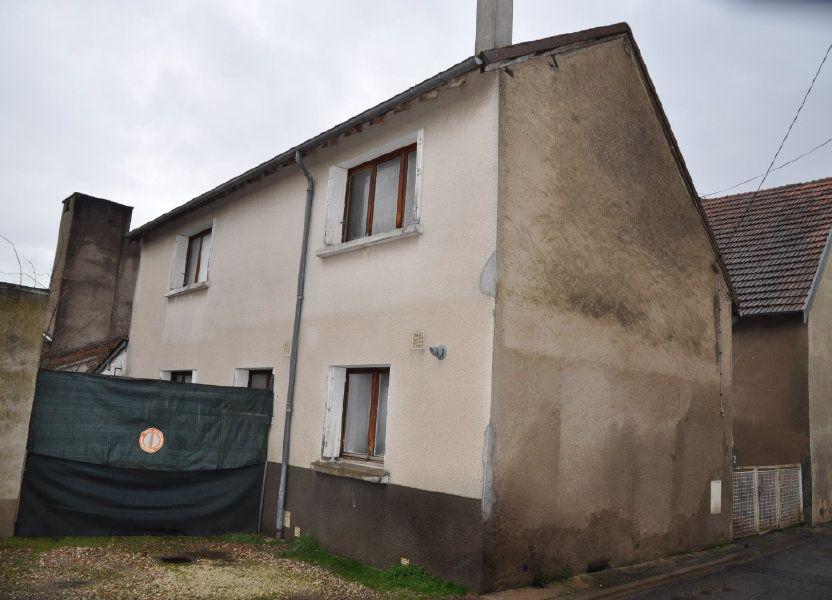 Maison à vendre 76m2 à Cosne-Cours-sur-Loire