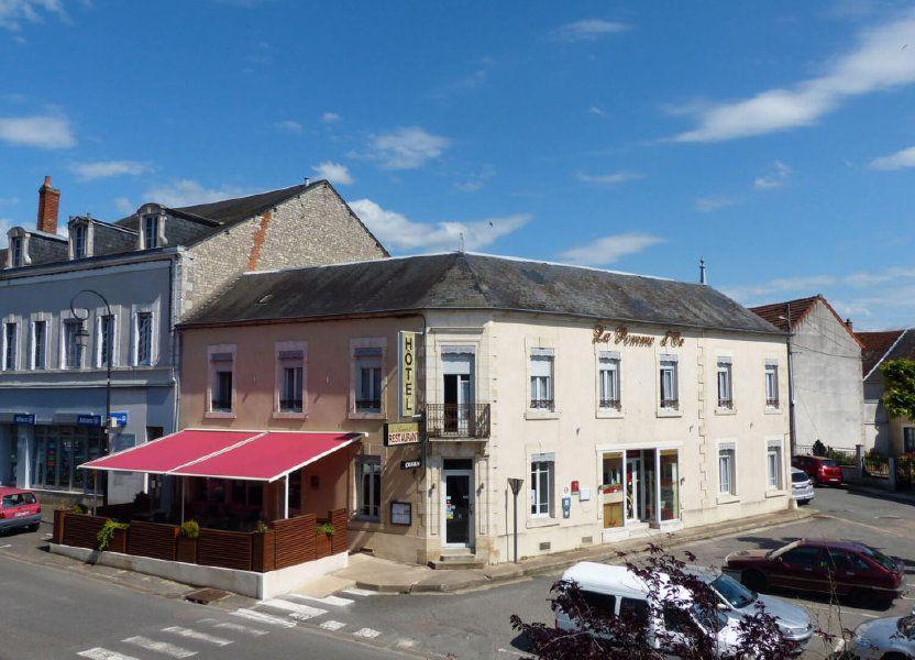 Maison à vendre 360m2 à La Charité-sur-Loire