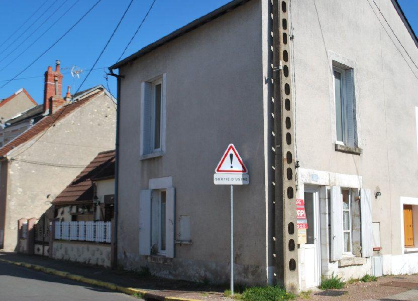 Maison à vendre 40m2 à Cosne-Cours-sur-Loire