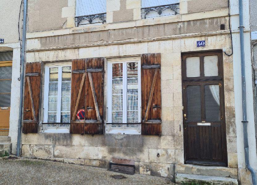 Maison à vendre 90m2 à La Charité-sur-Loire