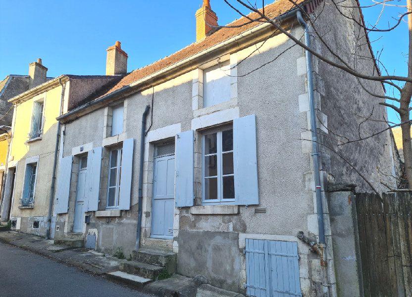 Maison à vendre 50m2 à La Charité-sur-Loire