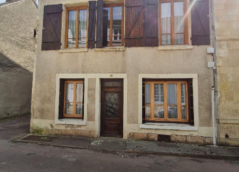 Maison à vendre 141m2 à Donzy