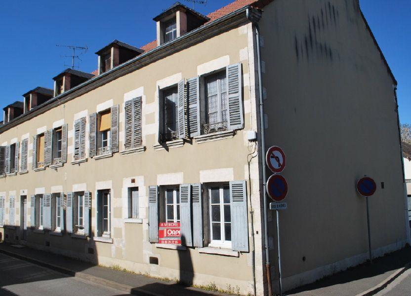 Immeuble à vendre 420m2 à Cosne-Cours-sur-Loire