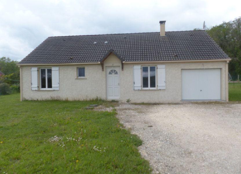 Maison à louer 94.8m2 à Savigny-en-Sancerre