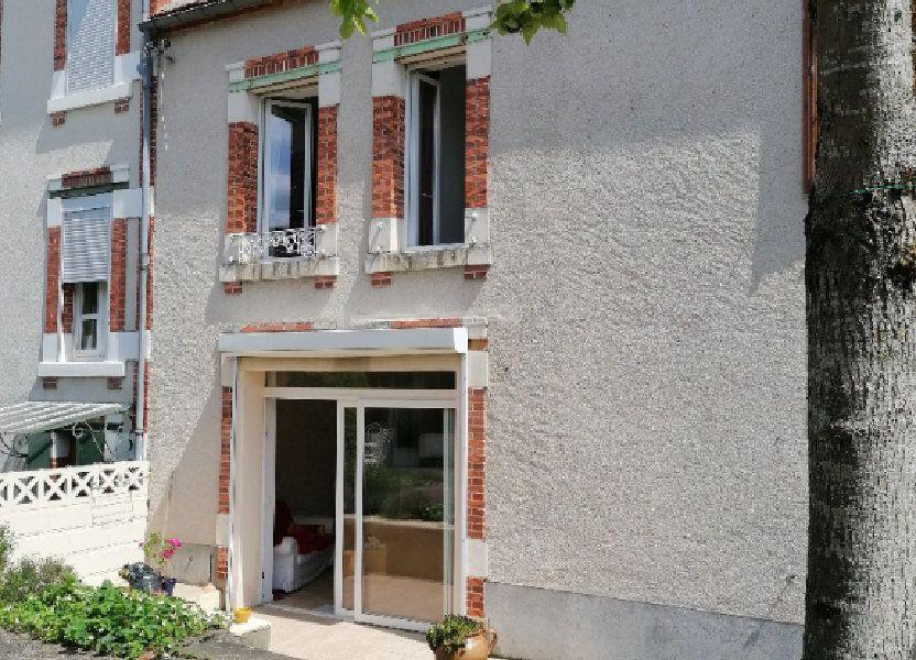 Maison à vendre 117m2 à Cosne-Cours-sur-Loire