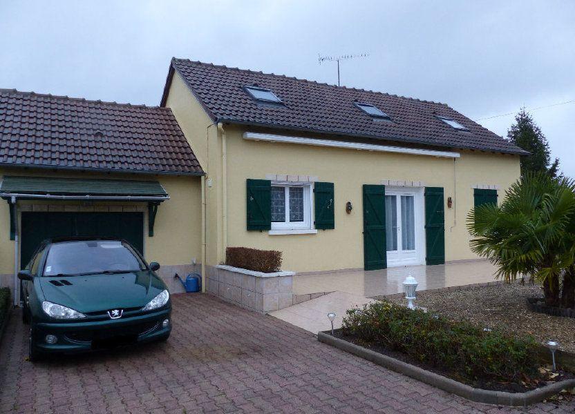 Maison à vendre 92m2 à Neuvy-sur-Loire