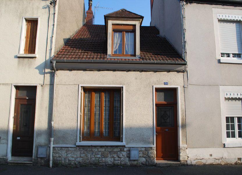 Maison à vendre 80m2 à Cosne-Cours-sur-Loire