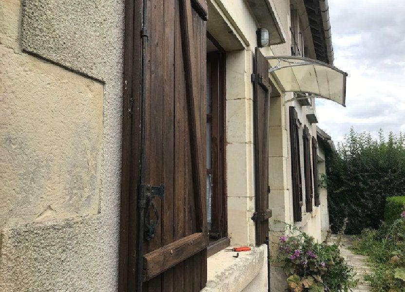 Maison à vendre 115m2 à Alligny-Cosne