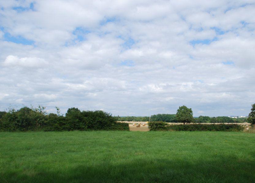 Terrain à vendre 1991m2 à Bannay