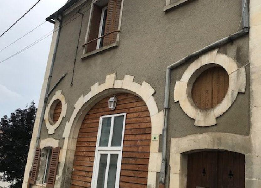 Maison à vendre 140m2 à Pouilly-sur-Loire