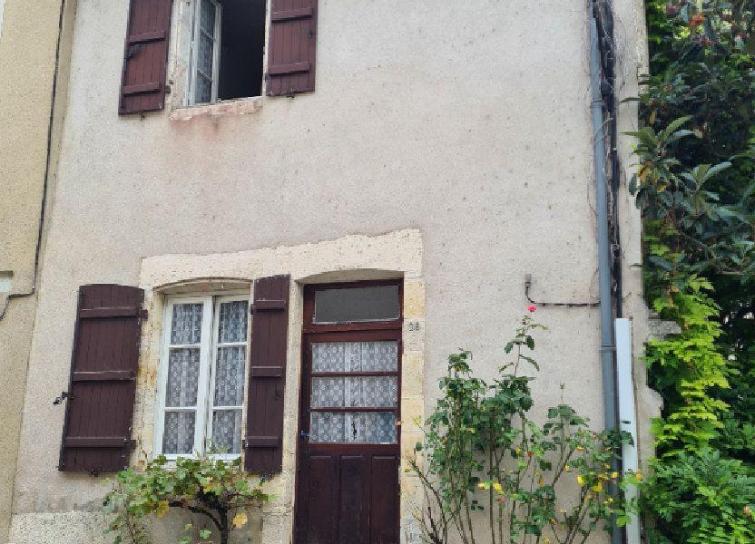 Maison à vendre 55m2 à La Charité-sur-Loire