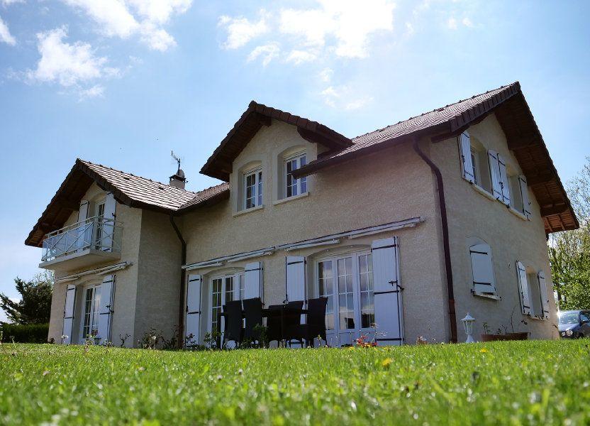Maison à vendre 186m2 à Messery