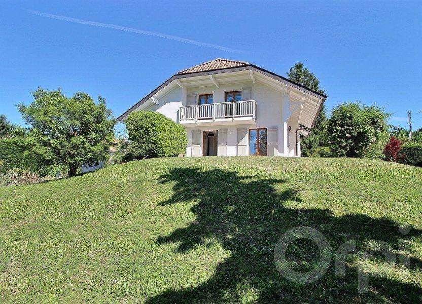 Maison à vendre 121.5m2 à Nernier