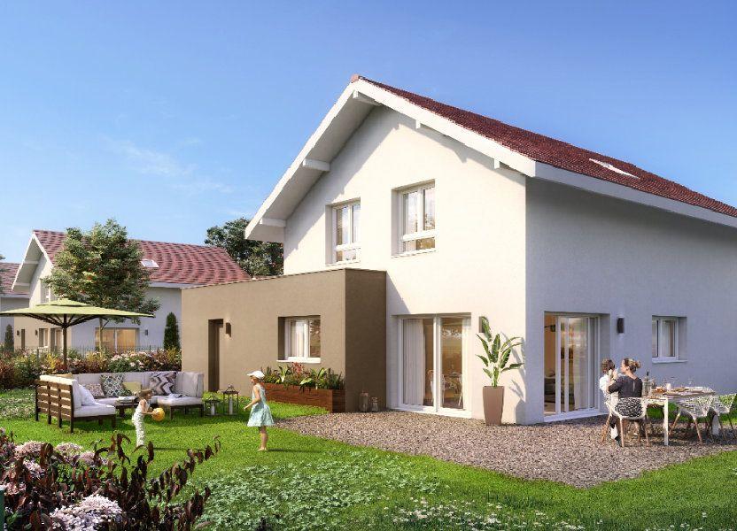 Maison à vendre 121.63m2 à Massongy
