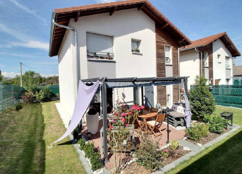 Maison à vendre 103m2 à Bons-en-Chablais