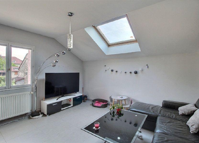 Appartement à vendre 67.84m2 à Chens-sur-Léman