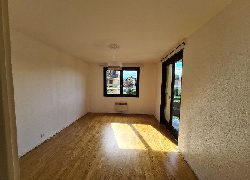 Appartement à louer 45.85m2 à Veigy-Foncenex