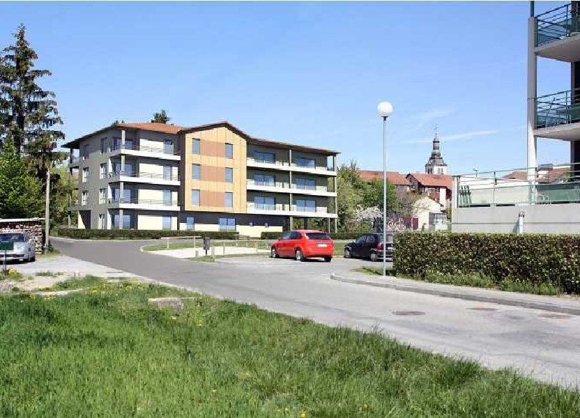 Appartement à louer 60m2 à Messery