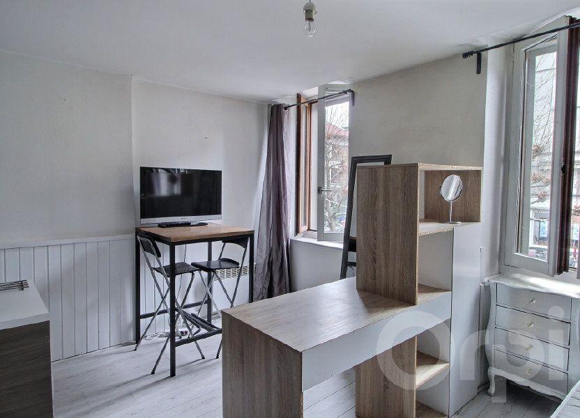 Appartement à louer 20.84m2 à Thonon-les-Bains