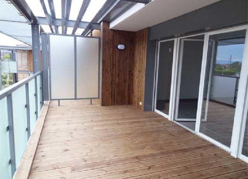 Appartement à louer 91.31m2 à Chens-sur-Léman