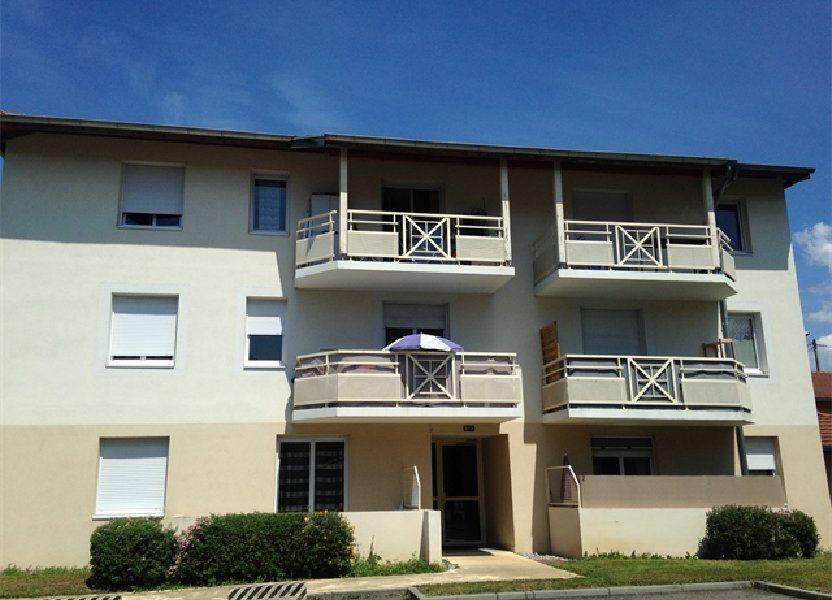 Appartement à louer 45.59m2 à Thonon-les-Bains