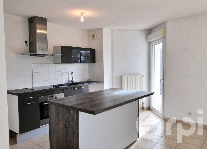 Appartement à louer 93.44m2 à Thonon-les-Bains