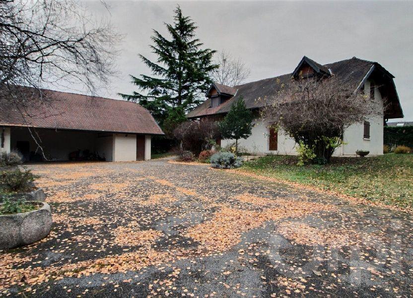 Maison à louer 153m2 à Sciez