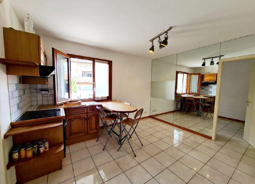 Appartement à louer 26.07m2 à Bons-en-Chablais
