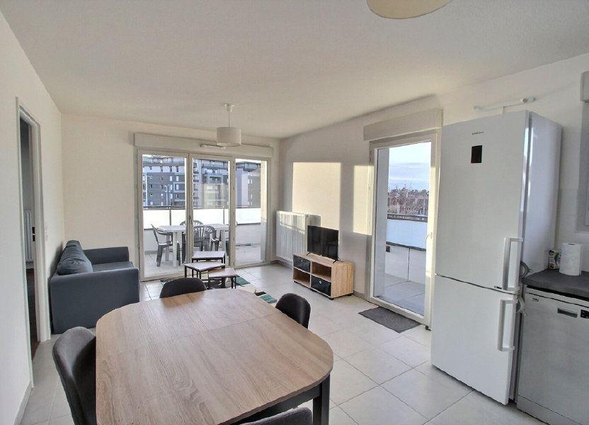 Appartement à louer 47.07m2 à Thonon-les-Bains