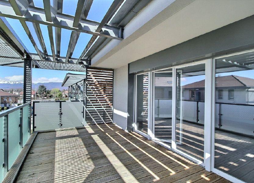 Appartement à vendre 91m2 à Chens-sur-Léman