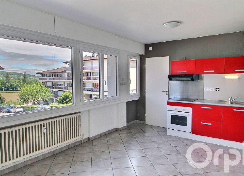 Appartement à vendre 32m2 à Bons-en-Chablais