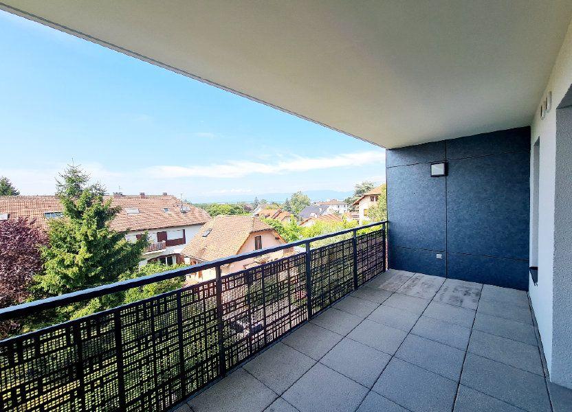 Appartement à louer 68.59m2 à Thonon-les-Bains