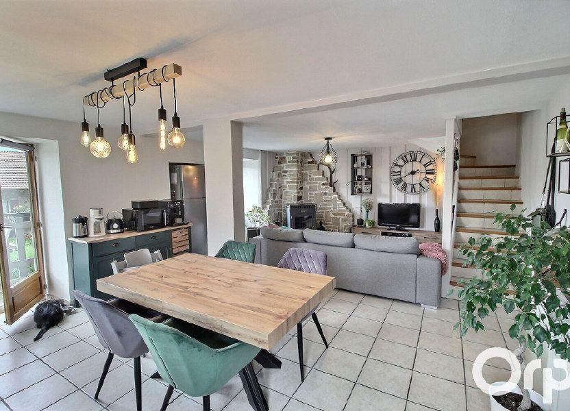 Maison à vendre 90m2 à Cervens
