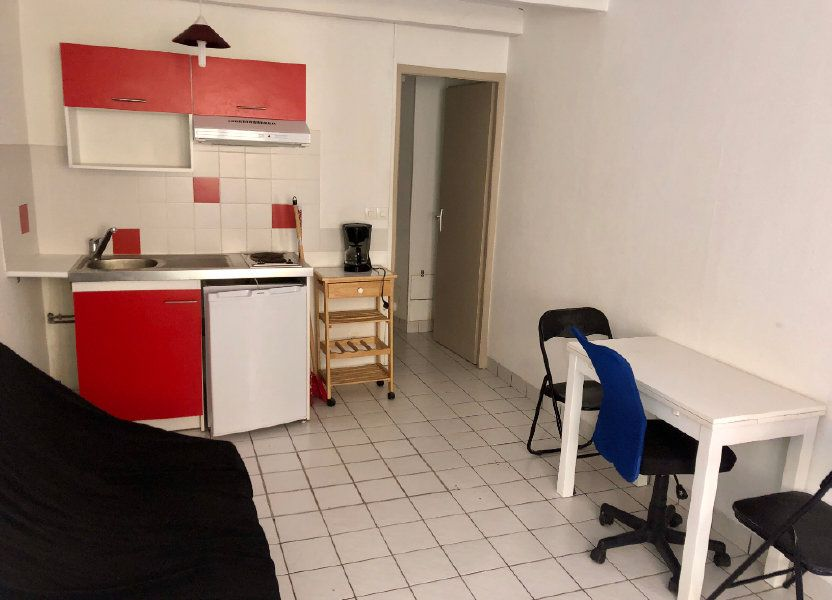 Appartement à louer 20m2 à Nancy