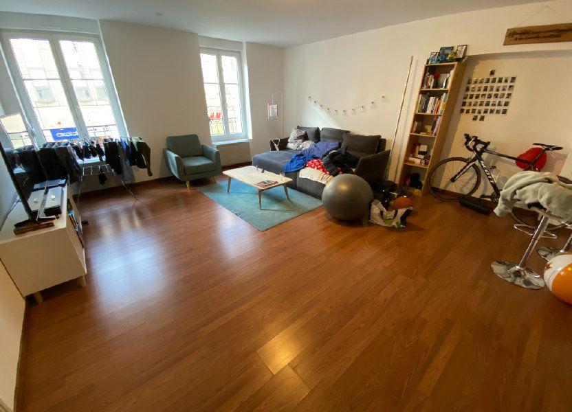 Appartement à louer 76m2 à Nancy